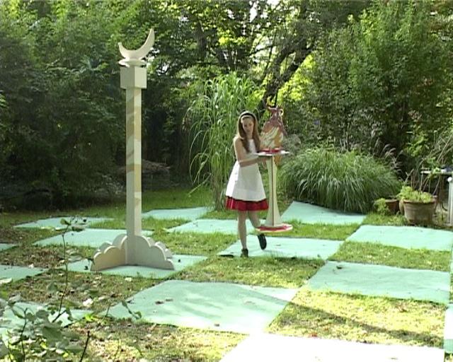 Alice im Spiegel - Kommunikation im Spiegel